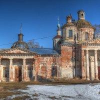 Церковь Воскресения Христова в Ловцах :: Кирилл Малов