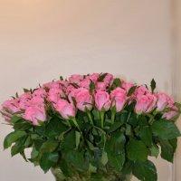 Розовый букет. :: Ольга