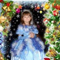маленькая фея :: Олеся Ханина
