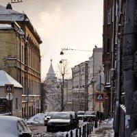 Поменяют лица улицы, канут люди и события… :: Ирина Данилова
