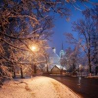 зима вернулась) :: Артем Воробьев