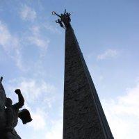 Памятник :: Татьяна Пилипушко