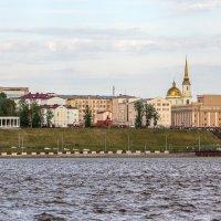 Вид города Ижевска :: Леонид Никитин