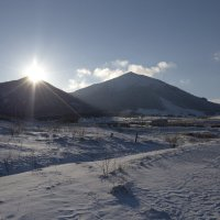 Утро в горах :: Николай Николенко