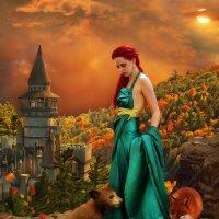 Золотая осень :: Svetlana Gordeeva