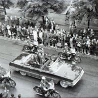 Фидель Кастро в Минске. 1972г. :: Олег Чернов