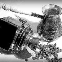 Черно-белый кофе... :: A. SMIRNOV