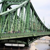 Мост через Дунай. Будапешт :: Наташа Ключник