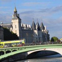 Мосты Парижа :: Людмила