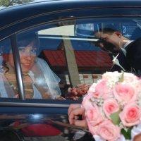 Свадебное отражение :: Николай Варламов