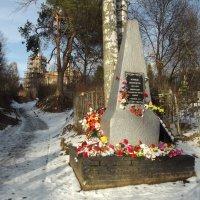 Памятник ленинградским детям . :: Сергей Кочнев
