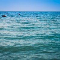 Синее синее море. :: Анатолий Бахтин