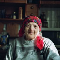 89 лет :: Teo Bagwell