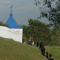 Крестный ход в Боголюбово! :: Владимир Шошин