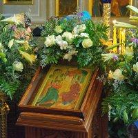 Благовещение  Пресвятой Богородицы. 07.04.2014 г. :: Геннадий Александрович