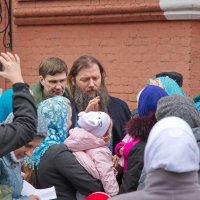 Благовещение  Пресвятой Богородицы. 07.04.2014 г :: Геннадий Александрович