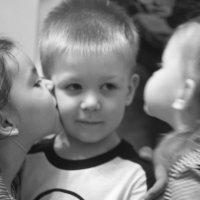 Поцелуй :: Вера Арасланова