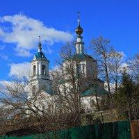 церковь в селе роща.окрестности монастыря :: юрий макаров