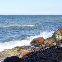 Балтийское море в марте... :: Natalisa Sokolets