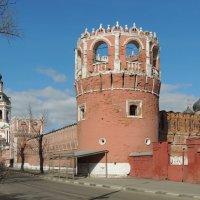 Донской мужской монастырь :: Александр Качалин