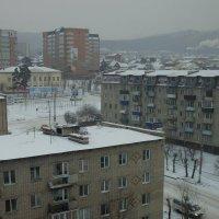 Серый день за окном :: Николай
