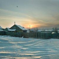 зимним вечером :: Юрий Емельянов