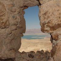 Боги говорят на высыхающем Мертвом море :: Vladimir Dunye