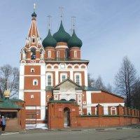 Церковь Михаила Архангела (Ярославль) :: Anton Сараев