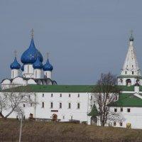 Монастырь :: Геннадий Хоркин