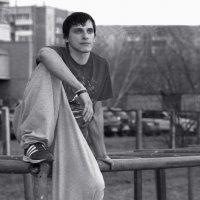 """серия снимков """"Паркур, как он есть"""" :: Юлия Базанова"""