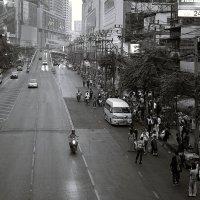 Бангкок,..вечер трудного дня :: Рай Гайсин