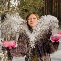 Снежные крылья :: Владимир Belov