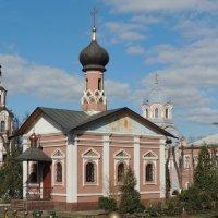 ЦерковьТихона, Патриарха Всероссийского :: Александр Качалин
