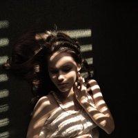 Освещенная солнцем :: Ксения Медведева