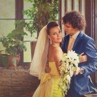 Красивая пара, Юра и Алиса :: Александр Шелухин
