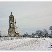 Храм Смоленской иконы Божьей Матери :: Александр Назаров