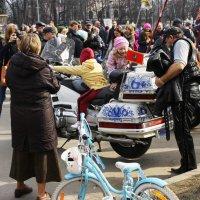 Вот это велосипед :: Людмила Быстрова