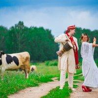 Индийская свадьба в Новосибирске :: Михаил Решетников