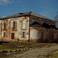 Тихвинский Введенский женский монастырь :: Сергей Кочнев