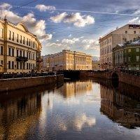Зеркало реки Мойки :: Татьяна Тарасова
