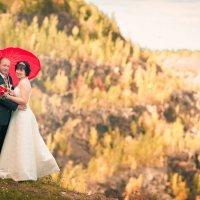 Свадьба осенью :: Анна Леонова
