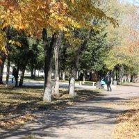 в сквере победы...осень... :: NюRа;-) Ковылина