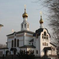 Церковь   вид спереди :: NюRа;-) Ковылина