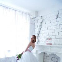 Невеста :: Ольга Лобова