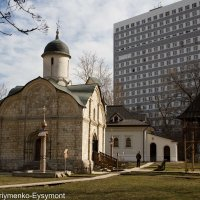 Храм мч.Трифона в напрудном :: Николай Прийменко-Эйсымонт