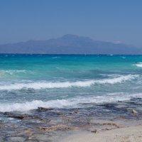 Цвет морской волны :: Марина Сорокина