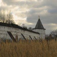 Старые стены :: Дмитрий Близнюченко