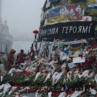 Киевский Майдан (8) :: Владимир Клюев