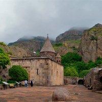 Монастырь Гегард :: Luis-Ogonek *