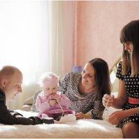 Семейный портрет :: Иван Бельцин
